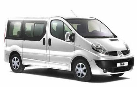 Minibus Renault Trafic 9 posti